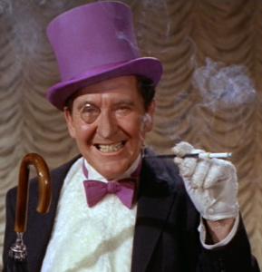 The Penguin, AKA Oswald Cobblepot